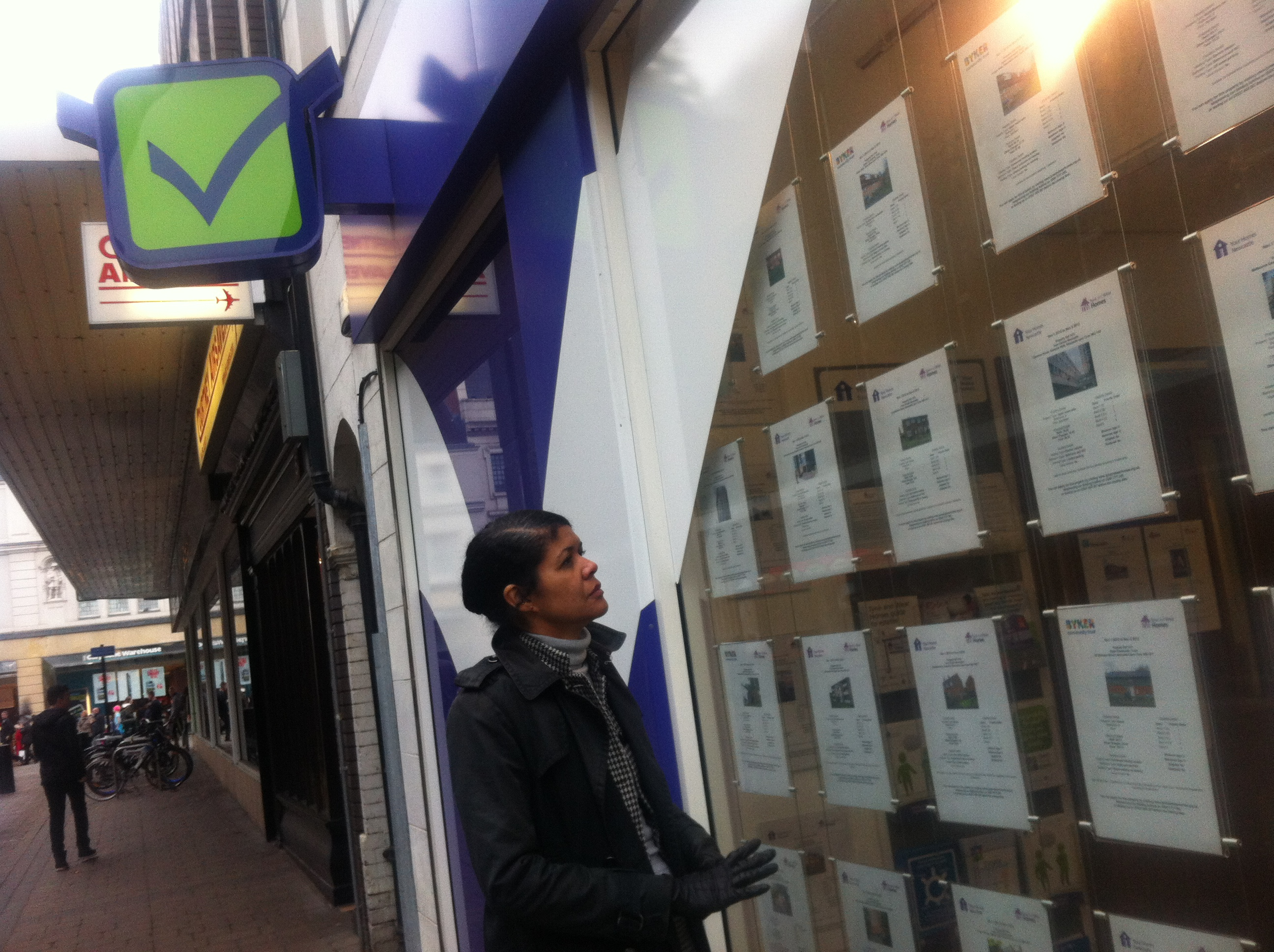Chi takes housing campaign to Westminster