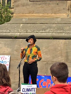 Newcastle wants Climate Justice and Climate Action