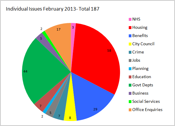 Individual Issues February 2013
