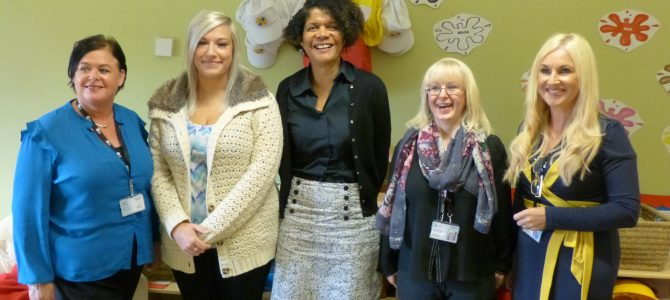 The Newcastle Child Contact Centre run by Children North East