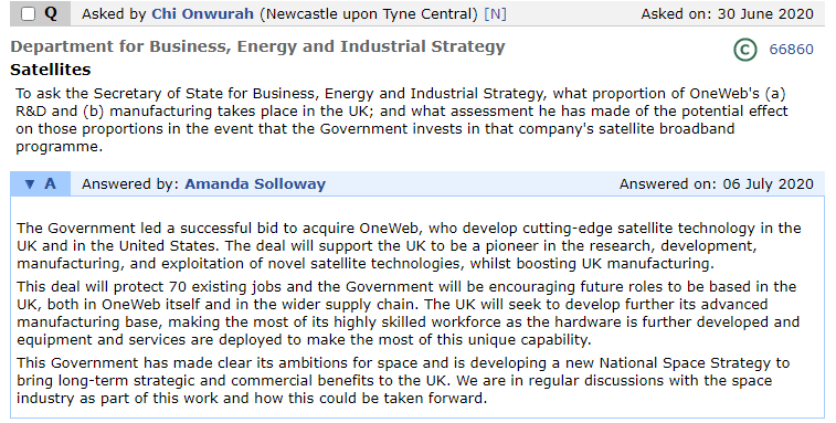 Government pays £7 million per UK job to buy a bankrupt satellite biz