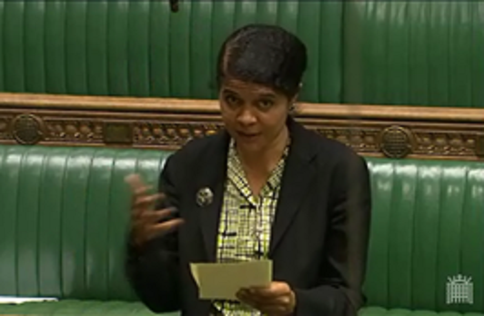 Video of Chi's speech in Parliament on Thatcher's legacy for the North East
