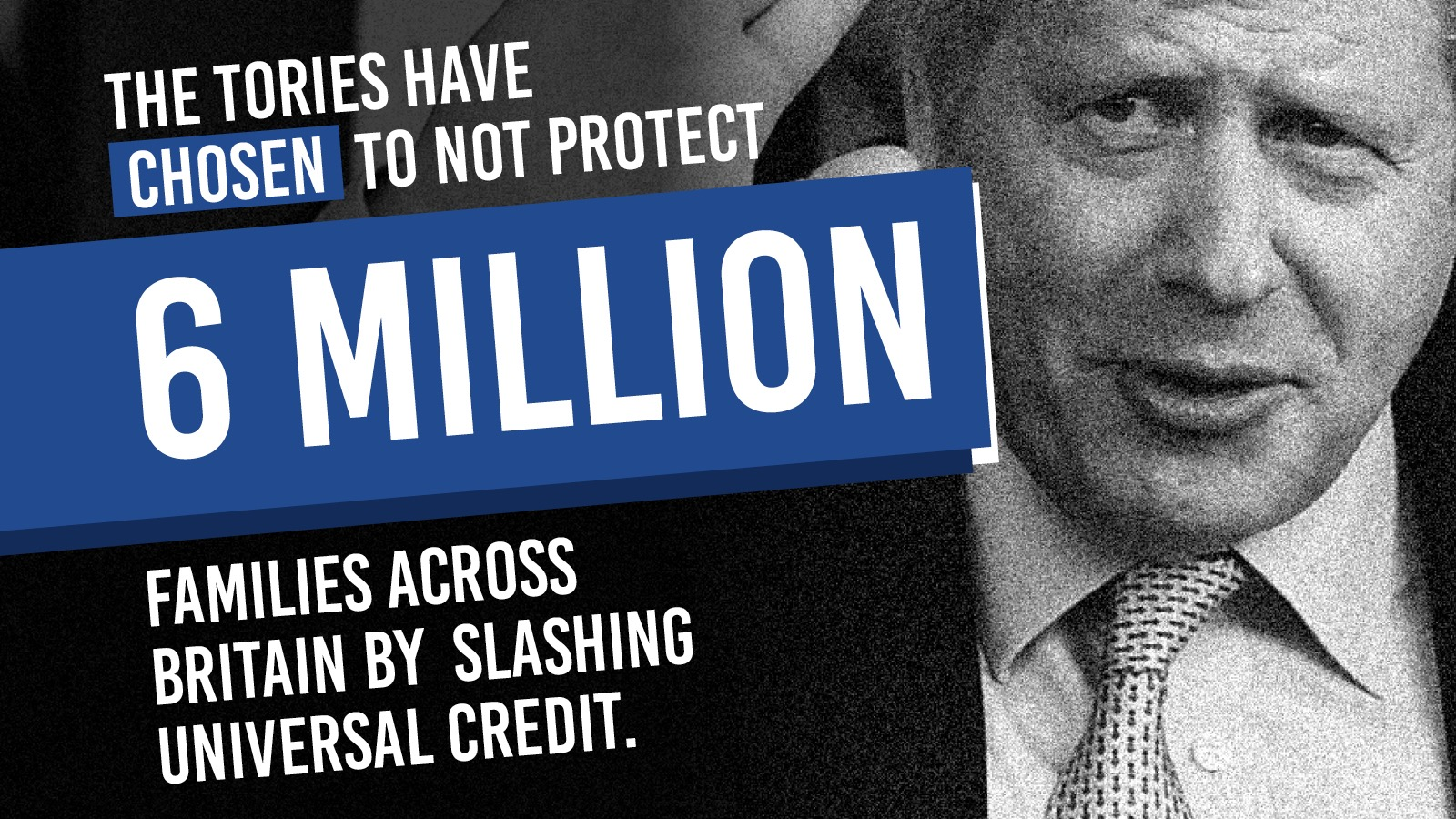Cancel the cut in Universal Credit