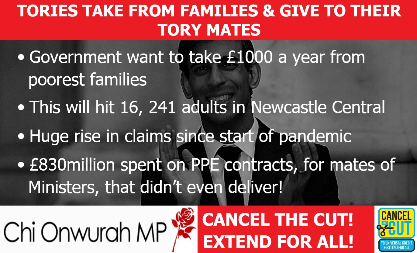 Attack on Universal Credit claimants
