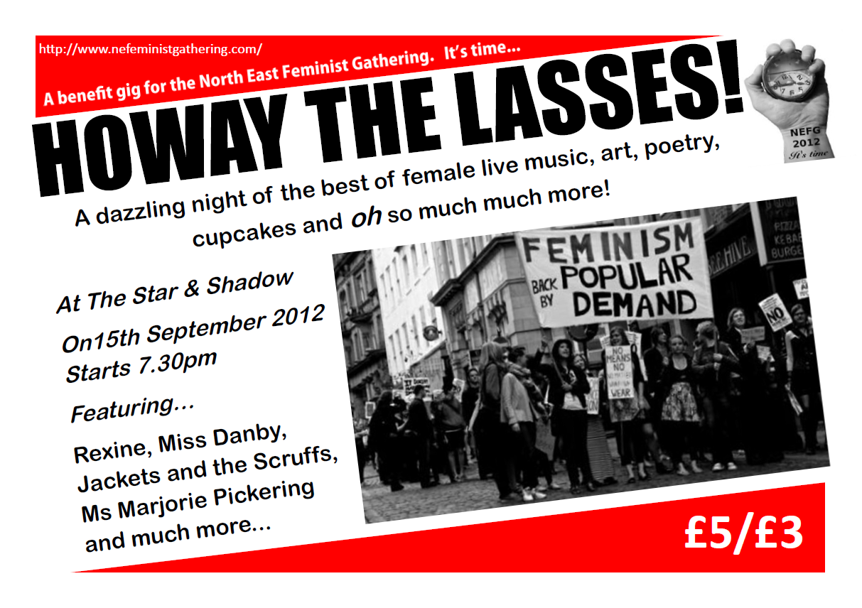Howay the Lasses: North East feminists on the rise